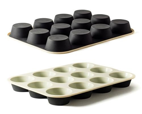 12 Cap Muffin Pan